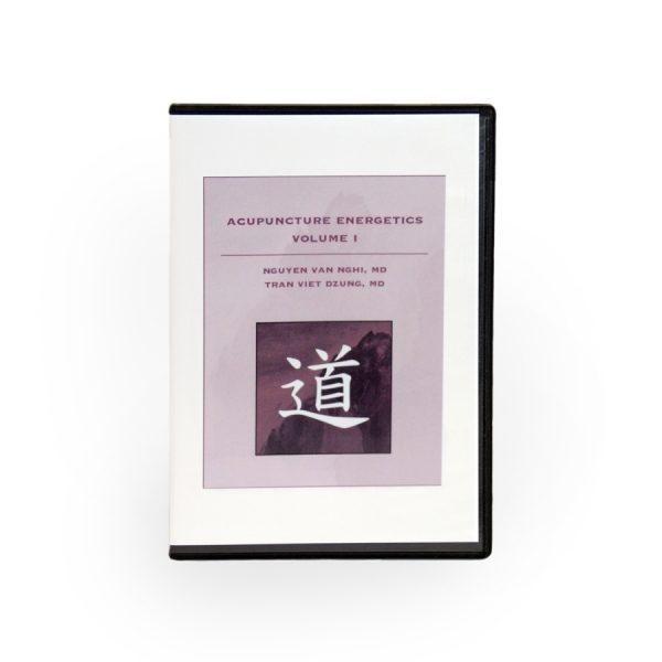 Acupuncture Energetics Vol1