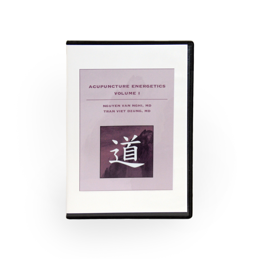 Acupuncture Energetics Vol1